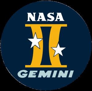 La patch del programma Gemini della NASA.