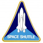 La patch del programma Space Shuttle. Credits: NASA