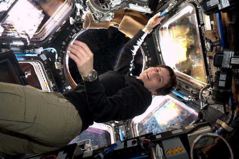La giornata di un astronauta  |  Avamposto 42